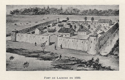9a- Fort de Lachine