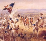 8- The_Victory_of_Montcalms_Troops_at_Carillon_by_Henry_Alexander_Ogden